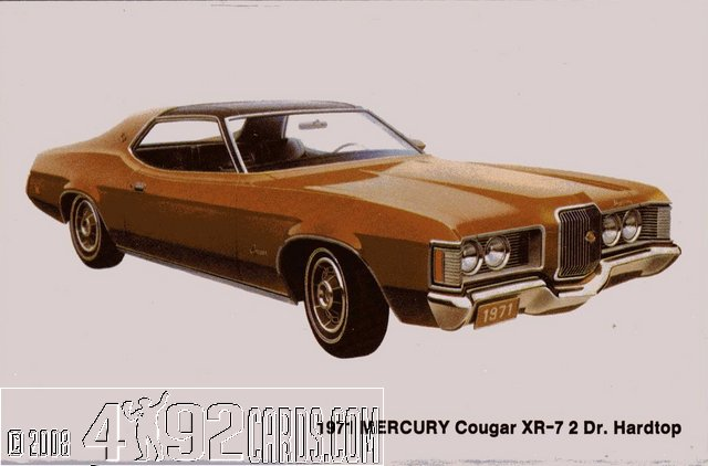 lincoln cougar