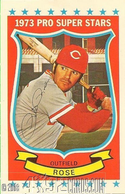 Kelloggs D Card on 1974 Mercury Montego